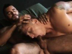 Big dick gays anal sex with cumshot
