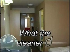What The Cleaner Found In The Ro