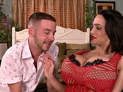Gros seins, Mature, Actrice du porno