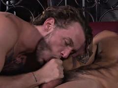 smashing anal pleasure at work