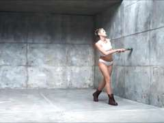Bangerz - Miley Cyrus music video [X-rated version]