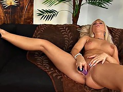 Blond Girl Masturbation Pussy Squirting Orgasm Porn
