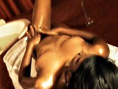 Body Oil Sensation From Bollywood