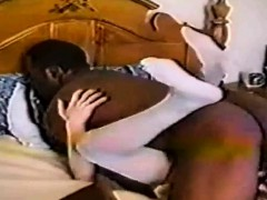 Bitches love black anal sex Interacial