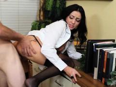 Big Ntural Tit Student Hands On With Sub Audrey Bitoni