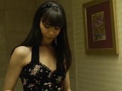 Dana Dearmond getting naked before sex