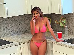 Beautiful chubby babe craves for sensual companionship