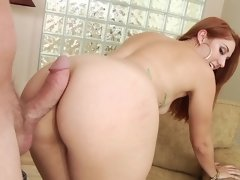 Anal, Sexo duro, Estrella porno, Chorro