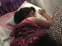 Chambre à dormir, Brunette brune, Couple, Petite amie, Seins naturels, Pov, Réalité, Adolescente