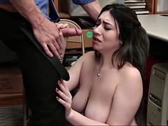 shoplifter amilia onyx gets pussy fucked by lp officer