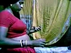 horney Indian Maid