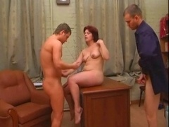 Newbie aged mother fucked backdoor