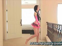 Cali sexy dancing brunette ftvsolo porn