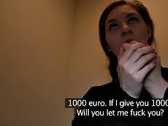 euro amateur pickedup before cocksucking