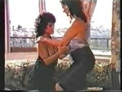 German Retro Fisting sex trio