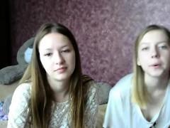 Amateur, Lesbienne, Adolescente, Webcam