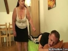 God, i just fucked my wife's mom!