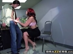Brazzers - Big Tits at Work - Monique Alexander Danny D - Becoming Johnny Sins