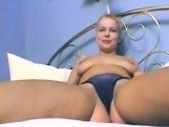 German solo masturbation Florence from dates25com