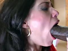 Ava Dalush goes black