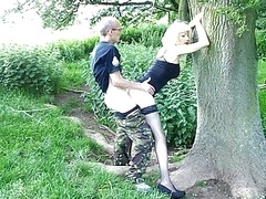 our 1st filmed outdoor have an intercourse