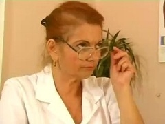 Granny Doctor Needs A Have an intercourse