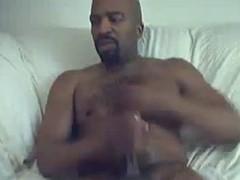 engaging straight ebony guy