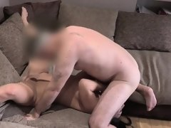 Beautiful ass Brith fucked in casting