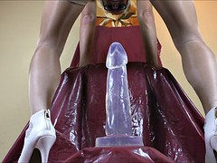 mydirtyhobby AngelAlpha :  Mary Extrem Dildo Ass Piss
