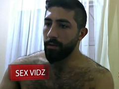 Arabe, Verga grande, Gay, Fumando, Voyeur
