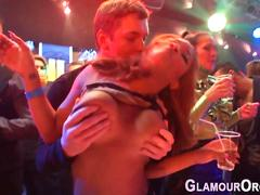 Party glamour slut fucked