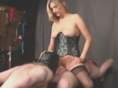 Cuckold Internal cumshot