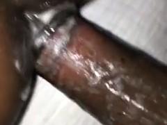 Amateur, Verga grande, Negro, Corrida, Ébano, Sexo duro