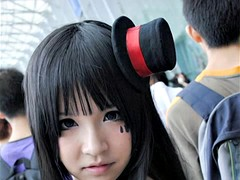 Japanese Girl Cosplay
