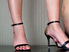Asiático, Sadomasoquismo, Pies, Dominacion femenina, Fetiche de pies
