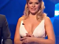 Holly willoughby masturbation challenge video