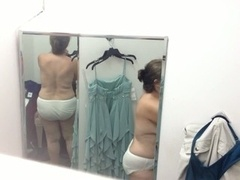 Dressing room naked 1
