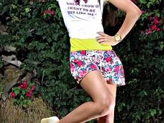 Zendaya Coleman jerk off challenge