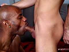 nextdoorebony big black cock in her ass