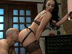 Cul, Lécher le cul, Femelle, Femme dominatrice, Léchez, Mère que j'aimerais baiser, Maîtresse, Esclave
