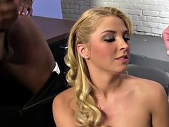 Lexi Kartel humiliates her cuckold with BBC