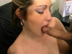 German massive tits casting