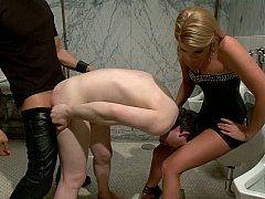 Blonde, Femme dominatrice, Hard, Maîtresse