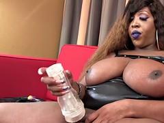 bbw tgirl goddess toys her chocolate bar