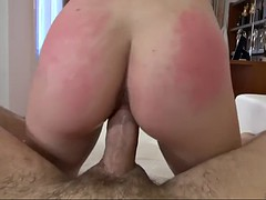 italian hunk plows petite euro pussy with no mercy