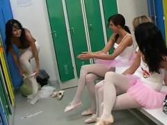 Boobs movie xxx Hot ballet lady orgy