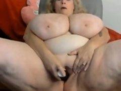 Big Tits On Adult Webcam Girl