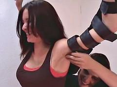 armpit tickle