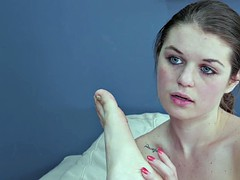 Dominating 18 Year Old Anastasia Rose