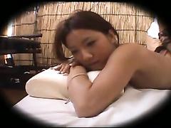 Beachside thai massage